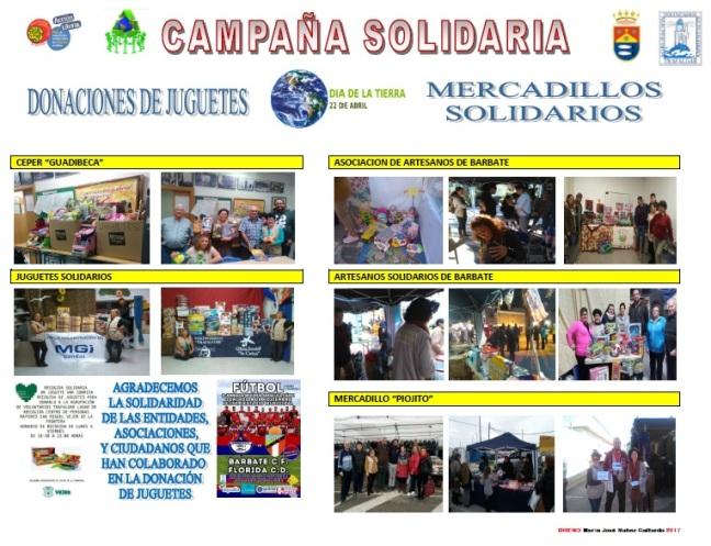 9 Campaña de juguetes solidarios
